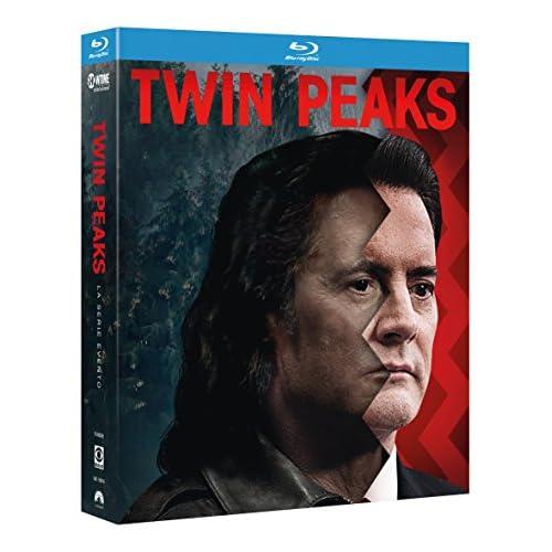 Twin Peaks (2017) (8 Blu-Ray)