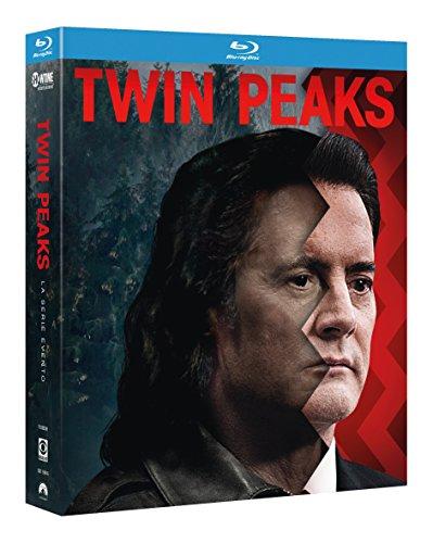 Twin Peaks (2017) (8 Blu-Ray) [Italia] [Blu-ray] [Italia]