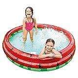 Piscina hinchable de sandía para niños, modelo de dibujo animado, bañera hinchable, piscina redonda para bebé, piscina de pelotas, piscina hinchable, juguetes acuáticos para niños, piscina hinchable