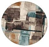 RugVista, K-Pax Tappeto, Moderno, Pelo Alto, 200 x 200 cm,...