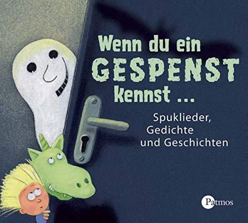 Wenn du ein Gespenst kennst . . ., 1 Audio-CD