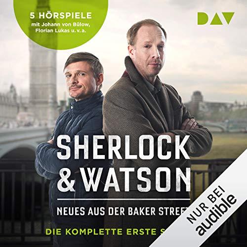 Sherlock & Watson - Neues aus der Baker Street Titelbild