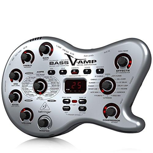 Behringer V-Amp amplificatore Bass Nero