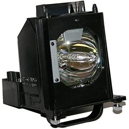 Mitsubishi WD-62527 LCD Projection TV Lamp Assembly with Quality Original Bulb