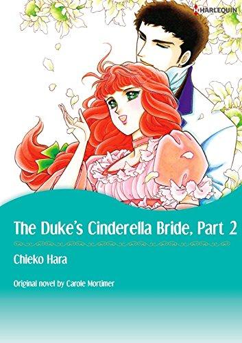The Duke's Cinderella Bride 2: Harlequin comics (English Edition)