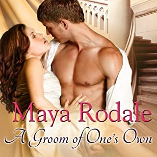 A Groom of One's Own audiobook cover art