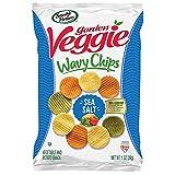 Sensible Portions Garden Veggie Chips, Sea Salt,...