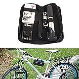 Gubbarey Bicycle Repair Kit - Bike Tool Portable, 6 Pcs Bags Include Rapid