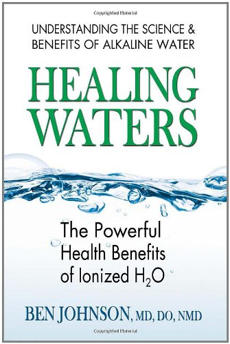 Healing Waters: The Powerful Health Benefits of Ionized H2O