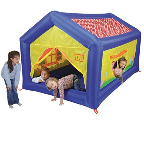Outdoor Toys - Juego de casa hinchado (KFS710