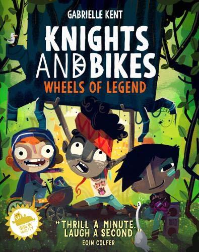 Kent, G: Knights & Bikes Bk 3 (Knights and Bikes, Band 3)