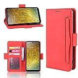 Samsung Galaxy A20 ケース手帳型 PUレザー素材 YEZHU 全面保護・カード収納・横置き機能対応 ……