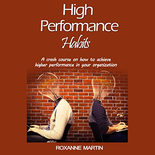 High-Performance Habits audiobook cover art