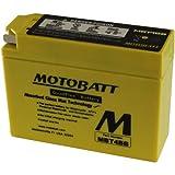 MotoBatt MBT4BB (12V 2.5 Amp) 40CCA Factory Activated QuadFlex AGM Battery