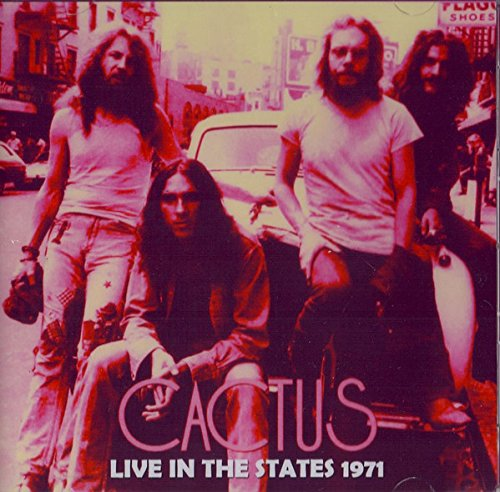 Cactus - Live In The States 1971 (Double CD)