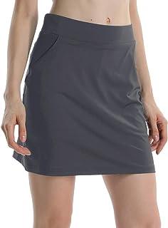 Women's Active Athletic Skort Lightweight Skirt with Pockets for Tennis Running Golf Workout #35 …