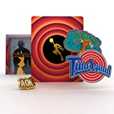 Space Jam - Titans of Cult - Limited Edition Steelbook (4K Ultra HD + Blu-Ray) (2 Blu Ray)