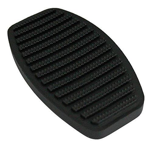 Aerzetix - Rivestimento copertura in gomma del pedale del freno per auto .