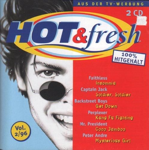 Fresh (Compilation CD, 38 Tracks)