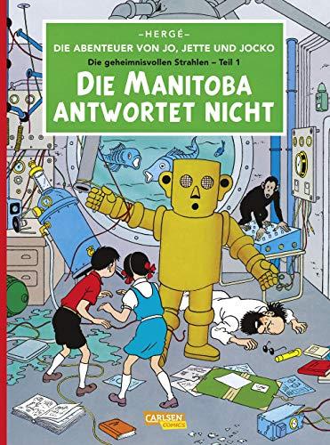 Die Abenteuer von Jo, Jette und Jocko 1: Die Manitoba antwortet nicht (1)