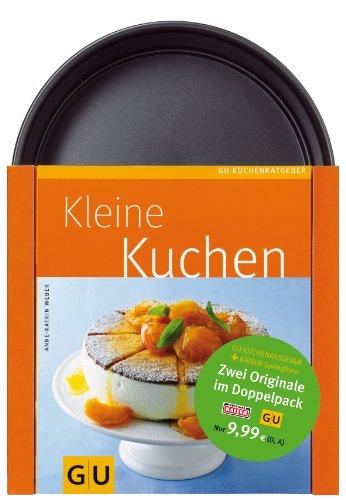 Set: Kleine Kuchen mit Backform (GU BuchPlus)