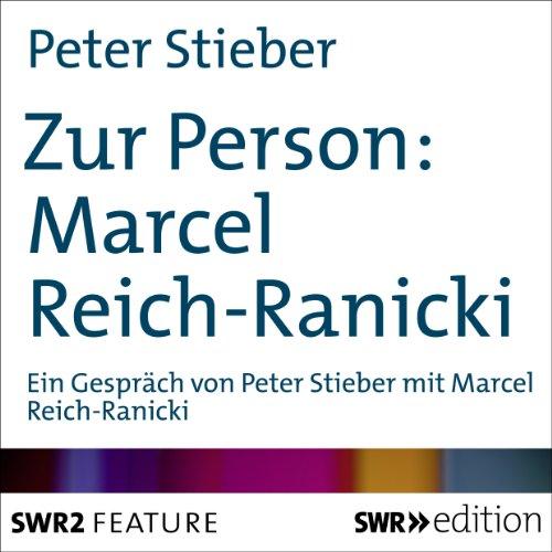 Zur Person: Marcel Reich-Ranicki Titelbild