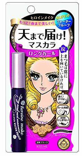 Kiss Me Heroine Make Long and Curl Mascara WP
