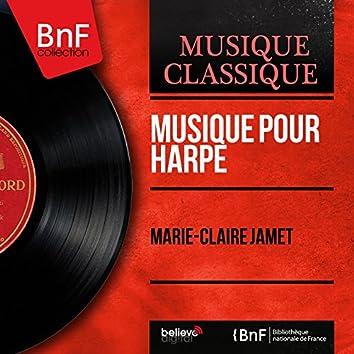 Musique pour harpe (Mono Version)