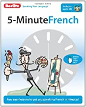 5-Minute French (English and French Edition)