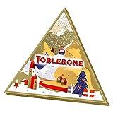 Toblerone – Calendrier de l'Avent – Assortiment de Chocolats Suisses de Noël – Boîte de...