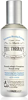 [THEFACESHOP] The Therapy. Hydrating Tonic Treatment Anti Aging Wrinkle Care 150mL/5.0Oz