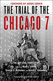 Book's Cover of The Trial of the Chicago 7: The Official Transcript (English Edition) Versión Kindle