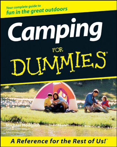 Camping For Dummies (English Edition)