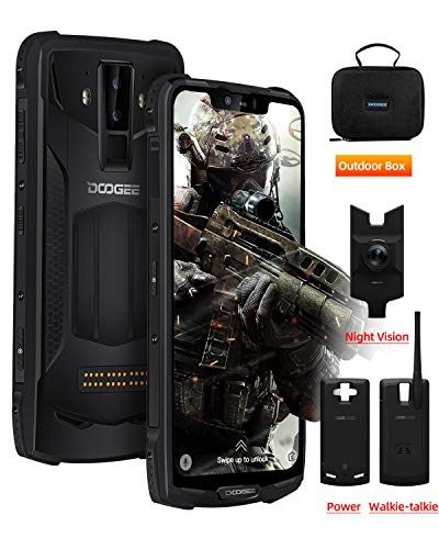 Our #5 Pick is the DooGee S90 Pro Rugged Smartphone