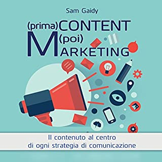 (prima) Content (poi) Marketing copertina