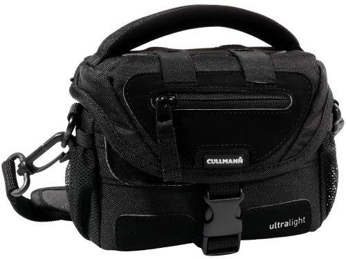 Cullmann Ultralight CP Vario 200 Cubierta de Hombro Negro - Funda (Cubierta de Hombro, Cualquier Marca, Negro)