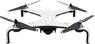 NEW C-FLY SMART GPS 2.4G WiFi FPV 1080P HD Cam Foldable Brushless Quadcopter,Rc Airplane,RC Helicopter,Drones Parts,Remote Control,Rc Plane,Outdoor Racing Controllers Helicopter Sky Rover (white)