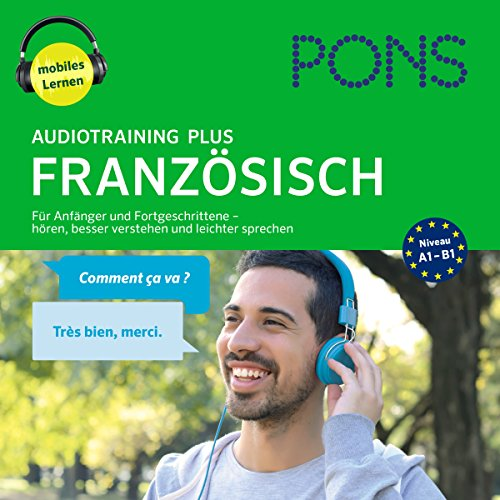 PONS Audiotraining Plus Französisch cover art