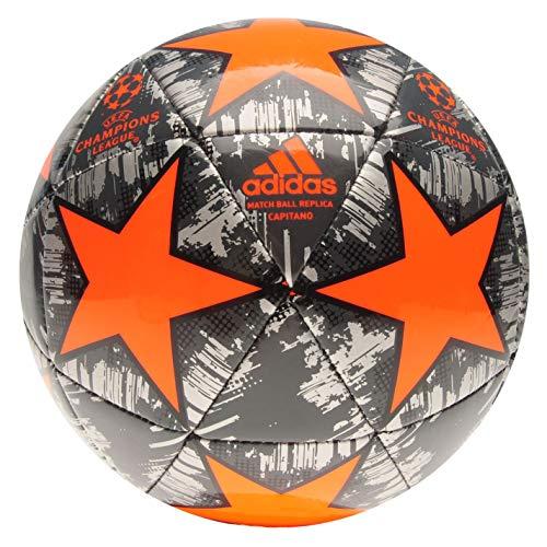 adidas Champions League Football Europe Tournament Ball - Balón de fútbol para jóvenes (4 años, 8 a 12 años)
