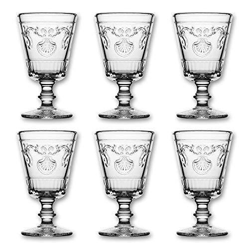 Versailles La Rochere Weinglas - 20cl - 200ml - (6er-Set) - Original