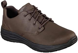 Skechers 65624 Men's Harsen-Rendo Oxford Shoe