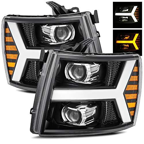 14 chevy silverado headlights - 7