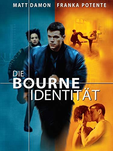 Die Bourne Identität (4K UHD)