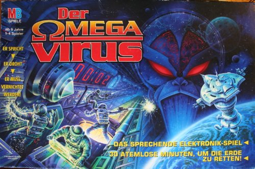 MB Spiele Der Omega Virus