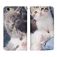 Xperia 5 901SO ベルトなし 手帳型 スマホケース スマホカバー bn700(D) 猫 ねこ ネコ キャット エクスペリア スマートフォン スマートホン 携帯 ケース エクスペリア5 手帳 ダイアリー フリップ スマフォ カバー