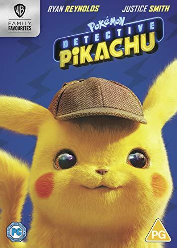 Detective Pikachu [Edizione: Regno Unito] [DVD]