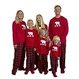 Mad Dog Concepts Polar Bear Fleece Holiday Pajamas