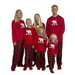 family christmas jammies