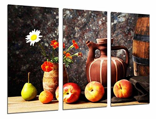 Foto posters, fruit, jaron, barrika, vaas totale grootte: 97 x 62 cm XXL