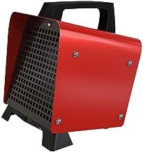 HEN'GMF 2200WPortátil Calefactor Eléctrico, Personal Ventilador Calefactor Eléctrico PTC Cerámica, Oscilación Automática Calefactor Aire Frio y Caliente para Hogar Oficina